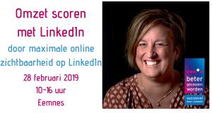 Linkedin Training 28-2-2019